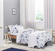 Bianca Cotton Soft Space Duvet Cover Set Double
