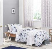 Bianca Cotton Soft Space Duvet Cover Set Toddler Bed