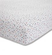 Bianca Cotton Soft Star Fitted Sheet Single