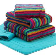 Cawo Lifestyle Stripe Fashion - Guest Towel