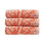 Christy Addison Terracotta Bath Towel