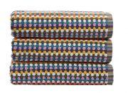 Christy Carnaby Stripe Bath Towel - Multi