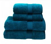 Christy Supreme Hygro Hand Towel - Kingfisher