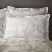 Dorma Acanthus Leaf Natural Duvet Cover Set - Double 2