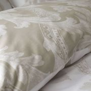 Dorma Acanthus Leaf Natural Duvet Cover Set - Double 3