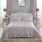 Dorma Antoinette Blush Duvet Cover - Double