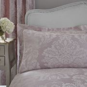 Dorma Antoinette Blush Duvet Cover - Double 2