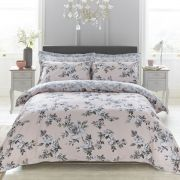 Dorma Isabelle Blush Standard Pillowcase Pair