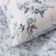Dorma Isabelle Blush Standard Pillowcase Pair 2