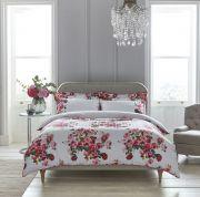 Dorma Roses Pink Duvet Cover - King