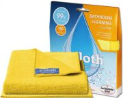E-Cloth Bathroom Pack of 2 Cloths