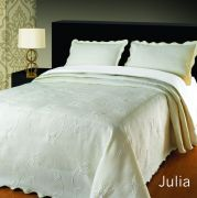 Elainer Julia Bedspread Cream King