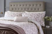 Fable Aviary Amethyst Duvet Cover Set - Superking 2