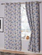 Floriana Readymade Interlined Eyelet Curtains 90