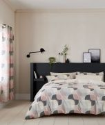 Helena Springfield Arken Blush Duvet Cover Set - Single