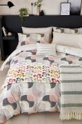 Helena Springfield Arken Blush Duvet Cover Set - Single 2