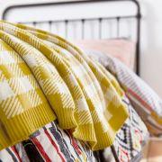Helena Springfield Mali/Oasis Safari Knitted Throw 2