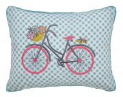 Helena Springfield Trixie Duck Egg Cushion 30x40cm