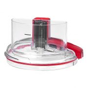 KitchenAid 2.1L Food Processor Empire Red