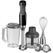 KitchenAid Corded Hand Blender Onyx Black