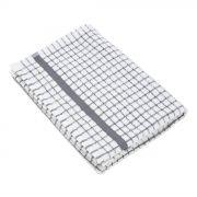 Lamont Polidry Charcoal Grey Tea Towel