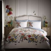 Oasis Ava Multi Duvet Cover Set Superking
