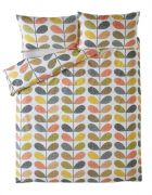 Orla Kiely Scribble Stem Duvet Cover Multi Double 1