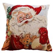 Portfolio Father Christmas Cushion 43x43cm