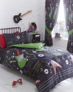 Portfolio Guitar Rock Duvet Set Single