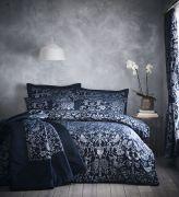 Portfolio Heritage Oak Tree Midnight Blue Duvet Cover Set - Double