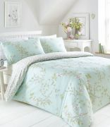 Portfolio Yasmina Duvet Cover Set Duck Egg - King