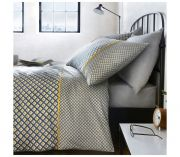 Racing Green Soho Duvet Cover Set - Superking