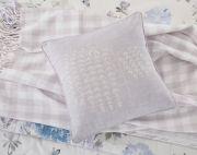 Sanderson Rhodera Amethyst Cushion 40 x 40cm