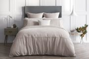 Sheridan Covington Champagne Duvet Cover Set - Superking