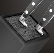 Stellar Black Fibre Universal Knife Block