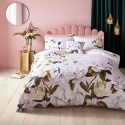 Ted Baker Opal Blush Duvet Cover - Double
