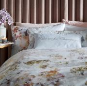 Ted Baker Vanilla Pastel Duvet Cover - Superking