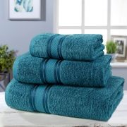 Vantona 100% Cotton 550gsm Bath Sheet - Ocean