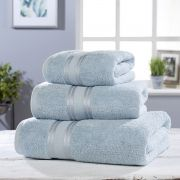 Vantona 100% Cotton 550gsm Bath Towel - Blue