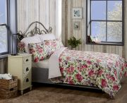 Vantona Eve Pink Duvet Cover Set - King